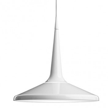 Lampa wisząca Juicy LED Biała
