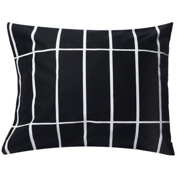 Poszewka na poduszkę TIILISKIVI 50x60 Black-Whie by Marimekko