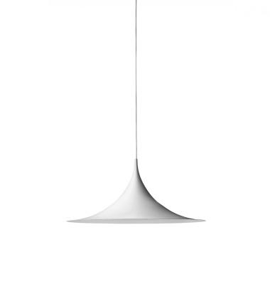Lampa wisząca Semi 30 cm Biała Matowa