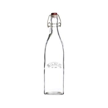 Butelka szklana z klipsem 0,55L Clip Top Bottles by Kilner
