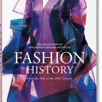Książka Fashion History from the 18th to the 20th Century