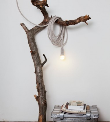 Lampa Matt Day Cotton Beżowa