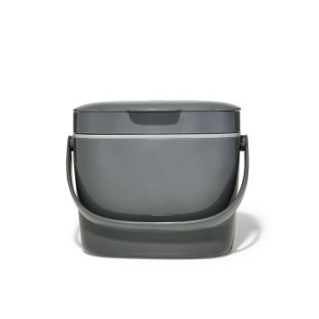 Kompostownik kuchenny 6,6 L GOOD GRIPS Grafitowy by OXO