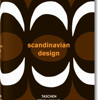Książka SCANDINAVIAN DESIGN