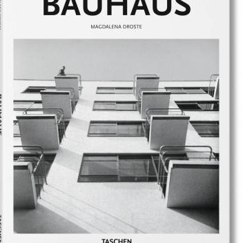Książka BAUHAUS The Total Work of Art