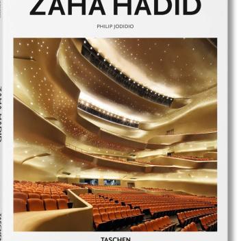 Książka ZAHA HADID The Architecture Now
