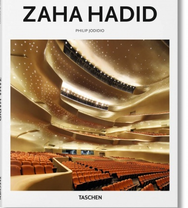 Książka ZAHA HADID The Architecture Now