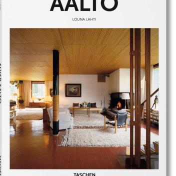 Książka AALTO The Gentler Face of Modernism
