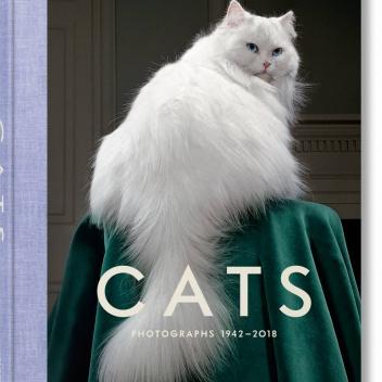 Książka THE CATS Walter Chandoha Cats Photographs 1942–2018