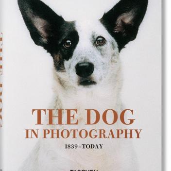 Książka THE DOG IN PHOTOGRAPHY 1839–Today