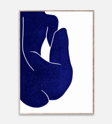 Poster 50x70 LINOCUT II By Jazmine Joye