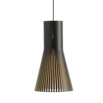 Lampa wisząca Secto 4201 Czarna