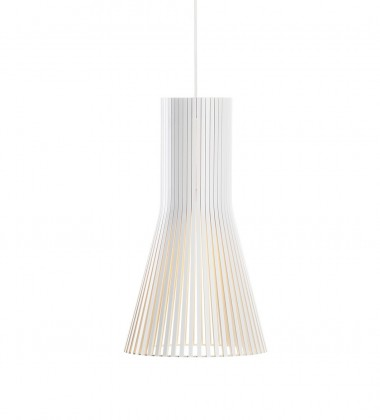 Lampa wisząca Secto 4201 Biała