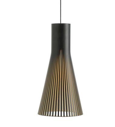 Lampa wisząca Secto 4200 Czarna