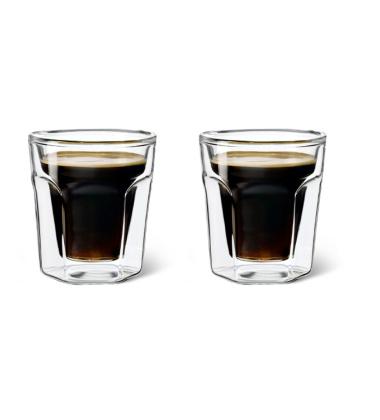 Szklanki termiczne do espresso Set 2 100 ml by Leopold Vienna