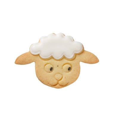 Foremka do wykrawania ciastek GŁOWA BARANKA by Birkmann