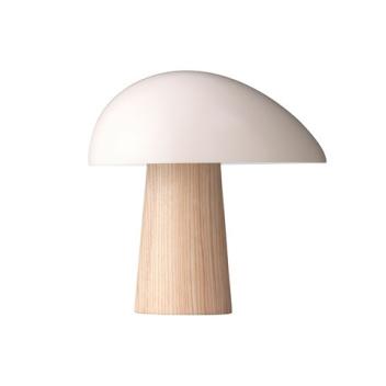Lampa stołowa NIGHT OWL™ Smokey White - Ash