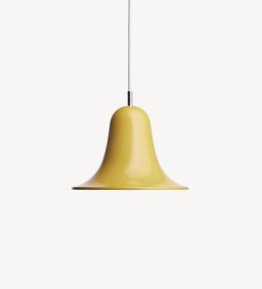 Lampa wisząca Pantop 23 cm Warm Yellow