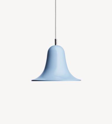 Lampa wisząca Pantop 23 cm Light Blue