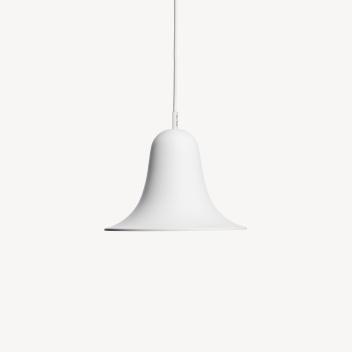 Lampa wisząca Pantop 23 cm White Matt