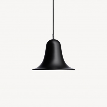 Lampa wisząca Pantop 23 cm Black Matt