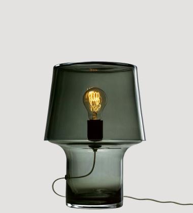 Lampa stołowa Cosy in Grey Szara