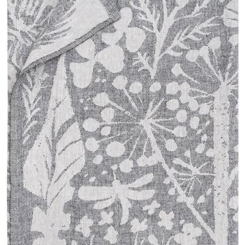 Obrus lub Narzuta VILLIYRTIT 150x200 Black-Linen