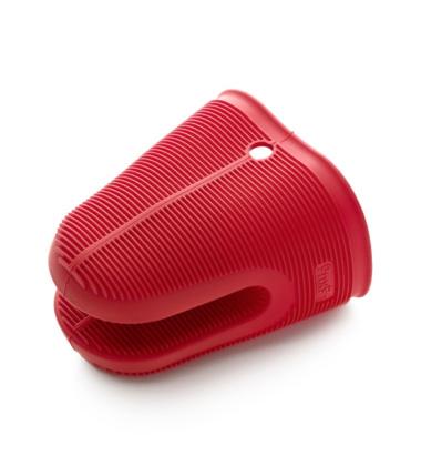Rękawica - Łapka kuchenna z silikonu GRIP NEO Czerwona