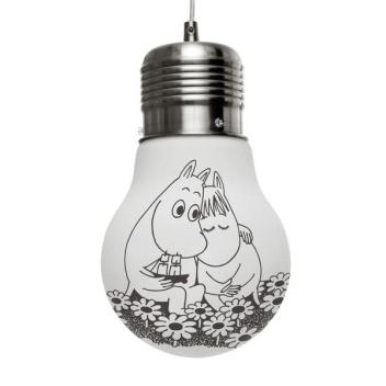 Lampa wisząca Together Forever Moomin Glass Glow