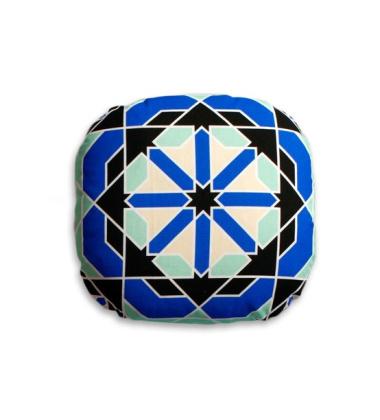 Poduszka Cairo 205 39x39 Niebieska