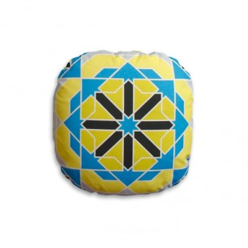 Poduszka Cairo 202 39x39 Żółta