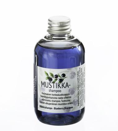 Szampon do włosów z leśnych jagód 100 ml BLUEBERRY Shampoo