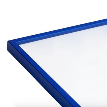 Ramka drewniana 50x70 Mado Niebieska