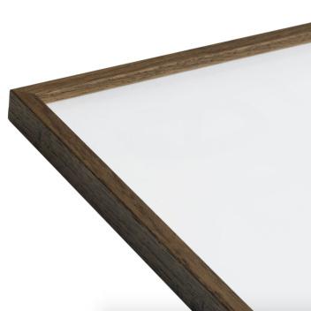 Ramka drewniana 50x70 Mado Czarny Dąb