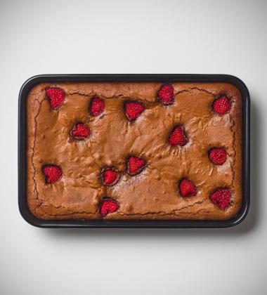 Forma do brownie 29,4x19,1 cm Brownie Pan PERFORMANCE by Tala