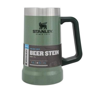 Kufel do piwa termiczny stalowy 700 ml ADVENTURE Green by Stanley
