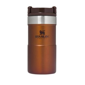 Kubek termiczny stalowy 250 ml NEVERLEAK Rust by Stanley