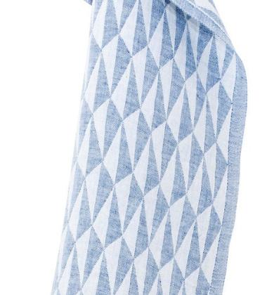 Ścierka kuchenna Triano 48x70 Biało-Niebieska
