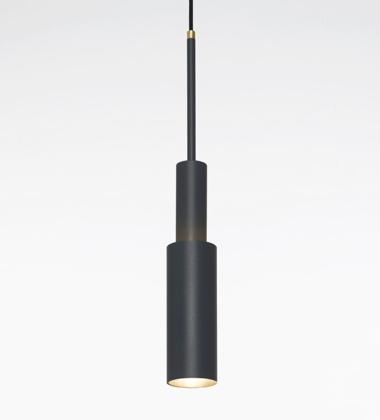 Lampa wisząca Skylight Tower Two Czarna