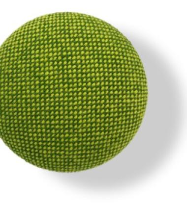 Button-up Wool Hook 10 cm Hallingdal 980 Green