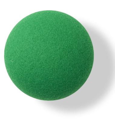 Wieszak ścienny Button-up Divina 10 cm Zielony