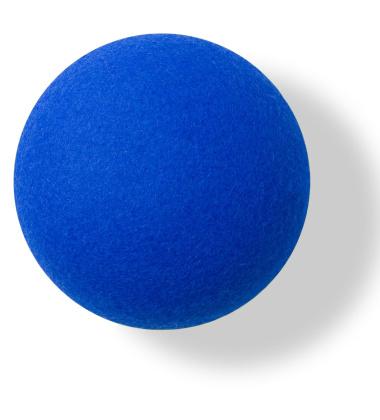 Button-up Wool Hook 10 cm Petrol Blue Divina