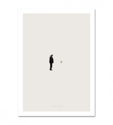 Time Reprise Poster 50x70