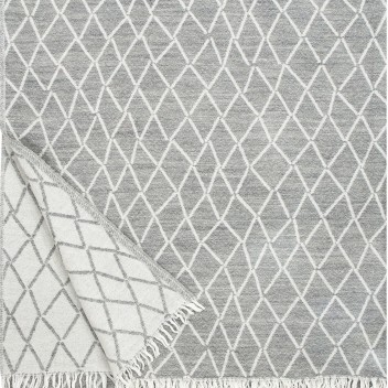 Koc Eskimo Wool 140x185 Szary
