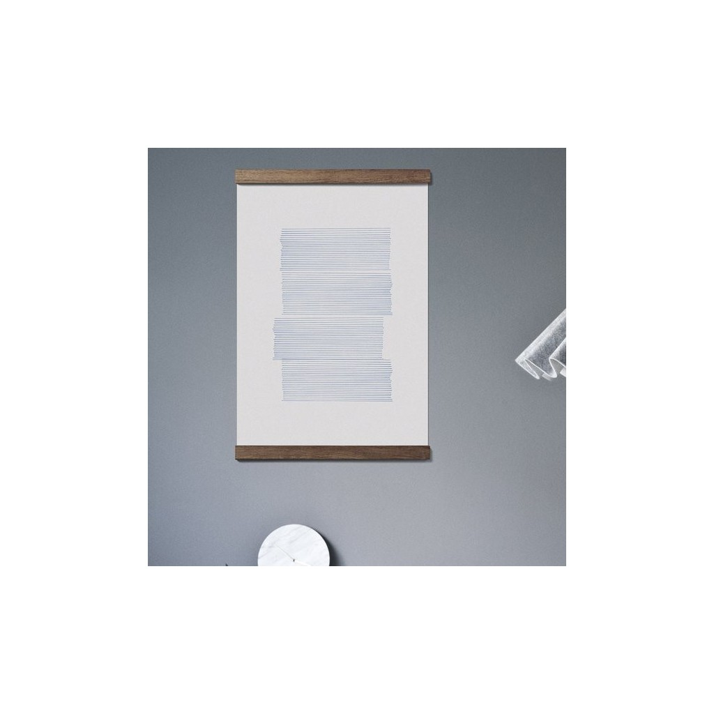 into the blue 01 poster 70x100 moaai. Black Bedroom Furniture Sets. Home Design Ideas