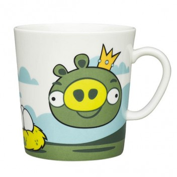 Kubek Angry Birds 400 ml King Pig