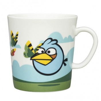 Kubek Angry Birds 400 ml The Blues