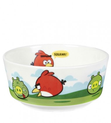 Miseczka Angry Birds 15 cm Red