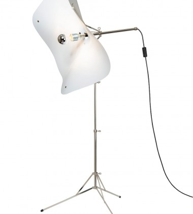 Lampa podłogowa Light Note Biała