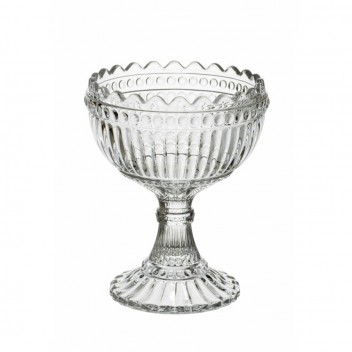 Pucharek Mari Bowl H12 cm Clear